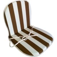 Mirzaade Papatya Plastik Sandalye Ve Koltuk Minderi Panama Duck Bezi 4 cm