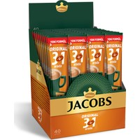 Jacobs 3ü1 Arada 40'lı Kutu