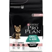 Pro Plan Küçük Irk Yavru Köpekler İçin Somon Balıklı ve Pirinçli Kuru Köpek Maması 3 Kg (Puppy Small Breed)