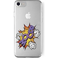 La Vie Apple iPhone 6 Soft Case Print Boom