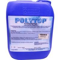 Polytop Kunststoffpflege Tampon - Plastik Bakım 5 L