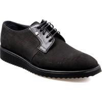 Fosco 6510 Eva Taban Siyah (39-44) Oxford Erkek Günlük Ayakkabı