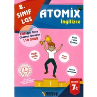 Branş Akademi 8.Sınıf Lgs Atomix İngilizce 11 Deneme 2019