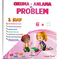 Kumsal Yayınları 3. Sınıf Okuma Anlama Ve Problem 2019