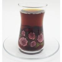 Paşabahçe Roses Çay Seti 12 Parça