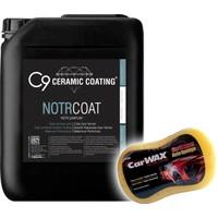 Carwax C9 - Notr Coat - Nötr Şampuan - 5 Kg + Uygulama Süngeri