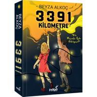 3391 Kilometre (İmzalı) - Beyza Alkoç