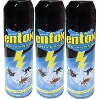 Entox Sivrisinek Ilaçı 3'lü