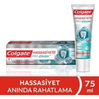 Colgate Hassasiyete Pro Çözüm Anında Rahatlama Diş Macunu 75 ml