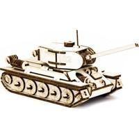 Miko D3D Model Tank T-34