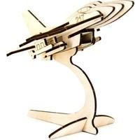 Miko D3D Model F16 Uçağı