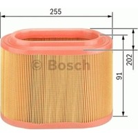 Bosch Hava Filtresi Logan 1.4 1.6 04 K7J 710