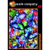 Puzzle Company Kelebekler - 500 Parça Puzzle