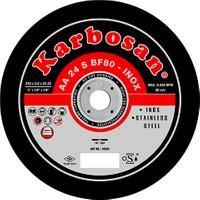Karbosan 115X1.0 Inox-Thinline Kesme Taşı