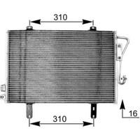 Mga Klima Radyatörü Renault Kangoo 97 03 Mga 82112