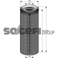 Purflux Yağ Filtresi Bmw325D 11 525D 530D 10 X5 X6 30 40D 10 Pur L444
