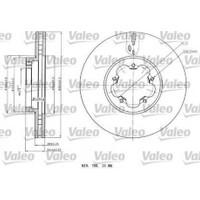 Valeo Fren Diski Ön 5D 300Mm Transıt 2.2 Tdcı 2.4 Tdcı 06