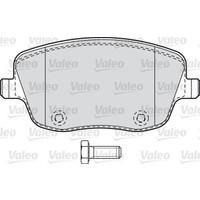 Valeo Disk Fren Balatası Ön Seat Cordoba 1.4 Tdi 1.4 16V 1.