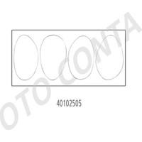Oto-Conta Gömlek Tk.Sılıkon R9 R12 1400Cc 106 206 C3 Xsara 1