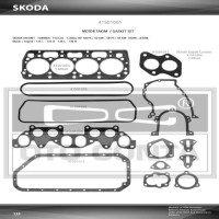 Oto-Conta Motor Takım Conta Keçesiz Favorıt