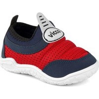 Vicco Bebe Spor Ayakkabı 313.19Y.192 Lacivert-Kırmızı