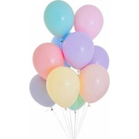 Cakes Party Makaron Balon 25 Adet