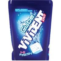 Vivident Mega Bottle Full Cube 10 Adet x 86G