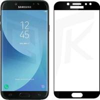 BlitzPower Samsung Galaxy J7 Pro 6D Tam Kaplayan Nano Glass Ekran Koruyucu
