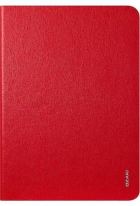 Ozaki O!coat Slim iPad Mini 2/3 Kılıf ve Standı Kırmızı