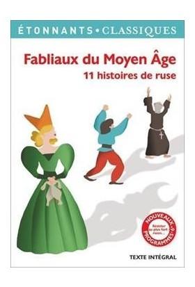 Fabliaux du Moyen Age: 11 Histoires de Ruse - Anonyme