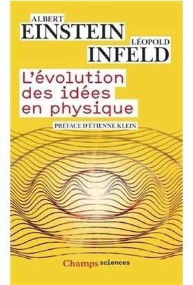L'evolution des idees en physique - Albert Einstein