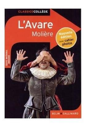 L'avare - Moliére