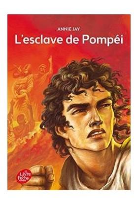 L'esclave de Pompéi - Annie Jay