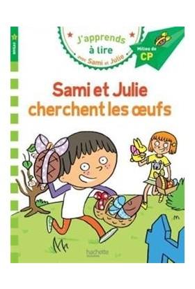 Sami et Julie Cherchent Les Oeufs - Emanuelle Massonaud