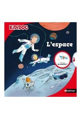 Le Kididoc: L'Espace - Marie Kolaczek