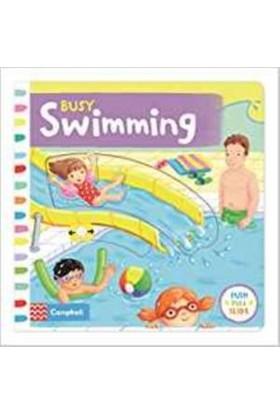 Busy Swimming - Rebecca Finn