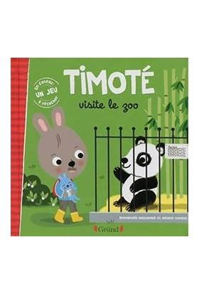 Timote au zoo - Emanuelle Massonaud