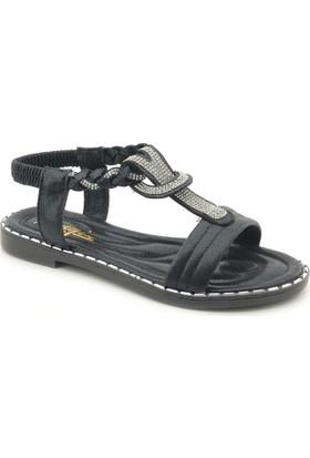 5c88dc79cc6fe Lady Shine Taşlı Günlük Kadın Sandalet Lady Shine Taşlı Günlük Kadın  Sandalet ...