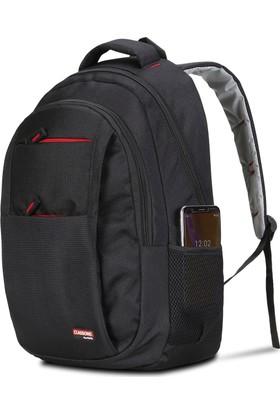 a6b224617614d ... Classone BP-L300 15,6 inç Notebook Sırt Çantası-Siyah ...