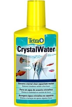 Tetra Crystal Water Akvaryum Su Berraklaştırıcı 250 ml