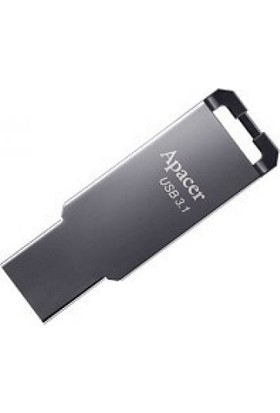 Apacer AH360 32GB Metal Kasa USB 3.1 Gen1 Flash Bellek - AP32GAH360A-1