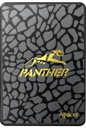 Apacer Panther AS340 240GB 550-520MB/s Sata 3 SSD AP240GAS340G-1