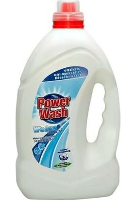 PowerWash Beyaz Çamaşırlar İçin Yıkama Jeli 4lt 53 Yıkama