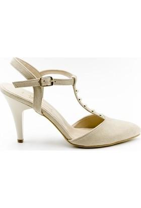 Filo Donna 8112 Filo Donna Kadın Ayakkabı Bej