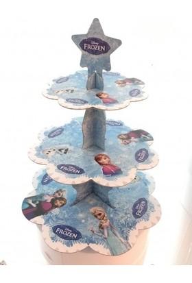 Cakes Party Frozen 2 Kek Standı