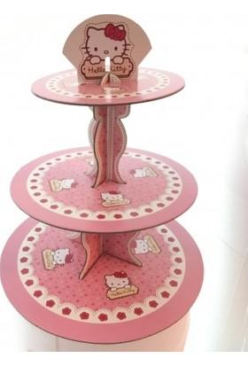 Cakes Party Hello Kitty Kek Standı