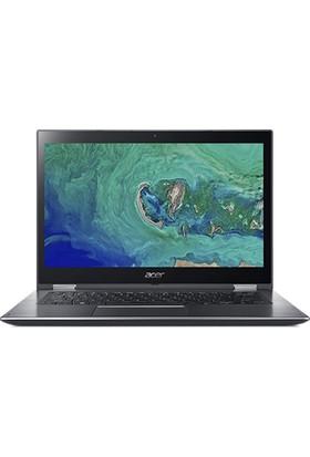 "Acer SP314-52-580T Intel Core i5 8265U 8GB 256GB Windows 10 Home 14"" İkisi Bir Arada Bilgisayar NX.H60EY.001"