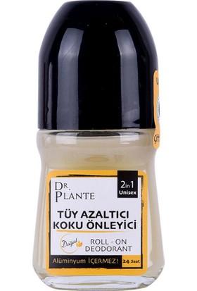 Dr. Plante Çift Etkili Doğal Roll-On Deodorant 50ML