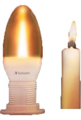 Verbatim 052243-204 Led Ampul Vxrbg Nseries Candle E14 2.5W 1900K Ww 50LM