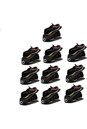 Gondol Pratik Ayakkabı Rampası 10 Adet